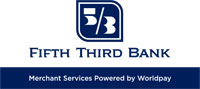 Fifth Third Bank, Merchant Services, Powered by Worldpay