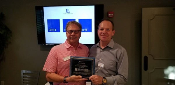 BRUCE LOREN IS THE NEWEST MEMBER OF THE TREASURE COAST EXECUTIVES ASSOCIATION